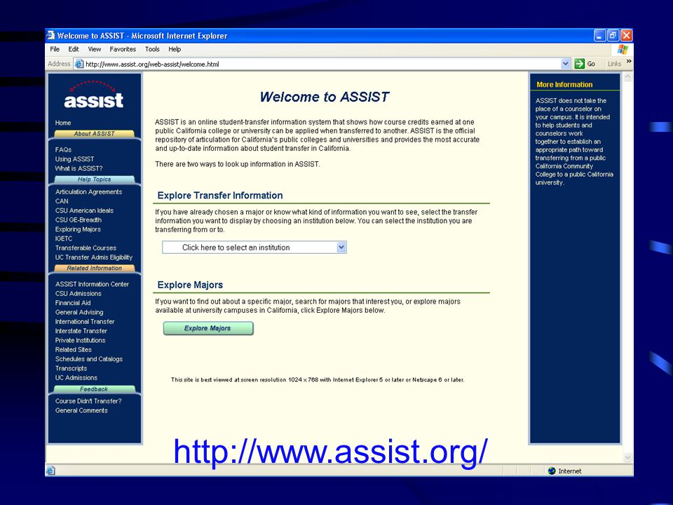 http://www.assist.org/