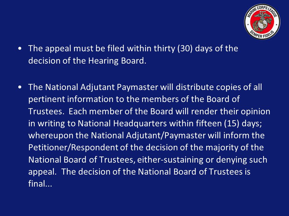 If a Department, a Division, a Department Officer or a Division Officer is the Petitioner, all matters shall be handled directly by the National Judge