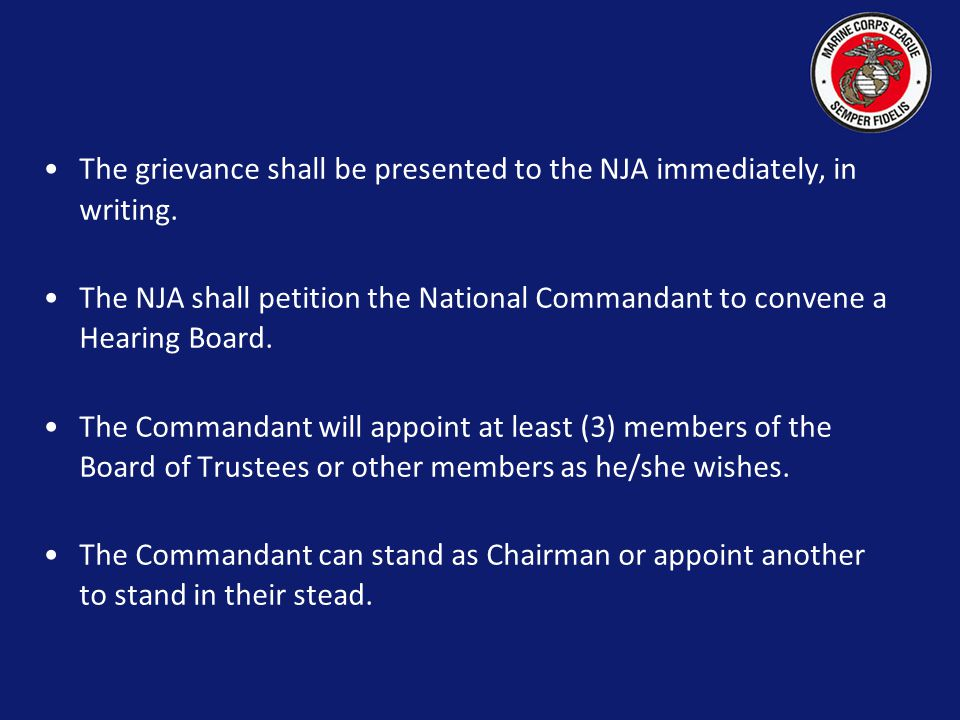 SECTION 903 NATIONAL CONVENTION GRIEVANCE