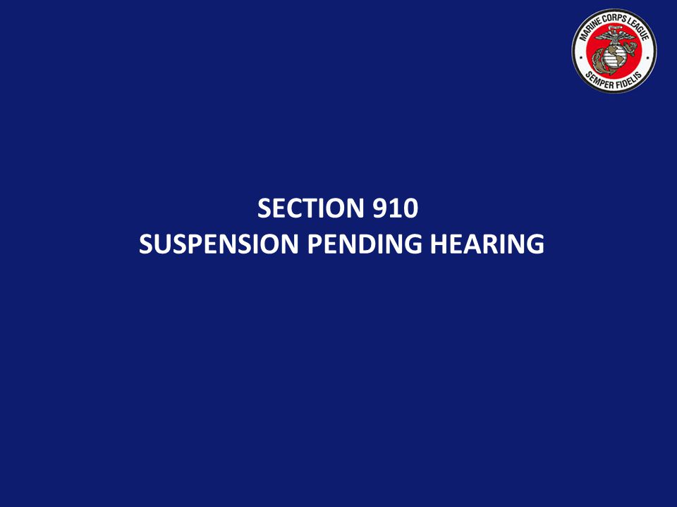 3. The Hearing Board will demand that proper decorum be maintained at all times.