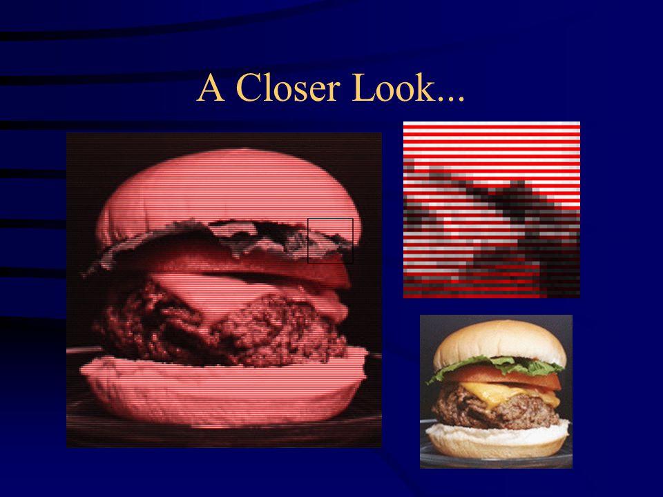A Closer Look...