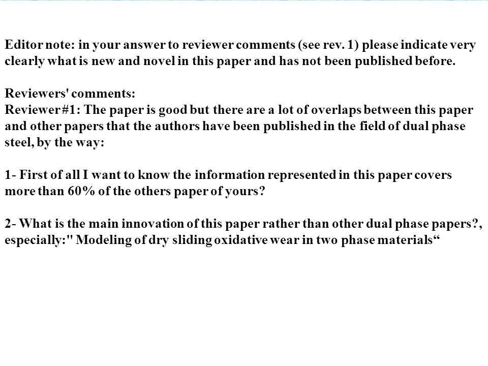 Editor note: in your answer to reviewer comments (see rev. 1) please indicate very clearly what is new and novel in this paper and has not been publis