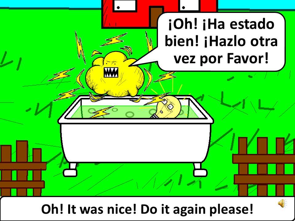 Ahhhhhhhhhhhhh! HELP!!! ¡Ahhhhhhhhhhh! ¡¡SOCORRO!!!