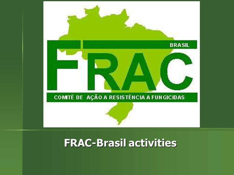 FRAC-Brasil activities