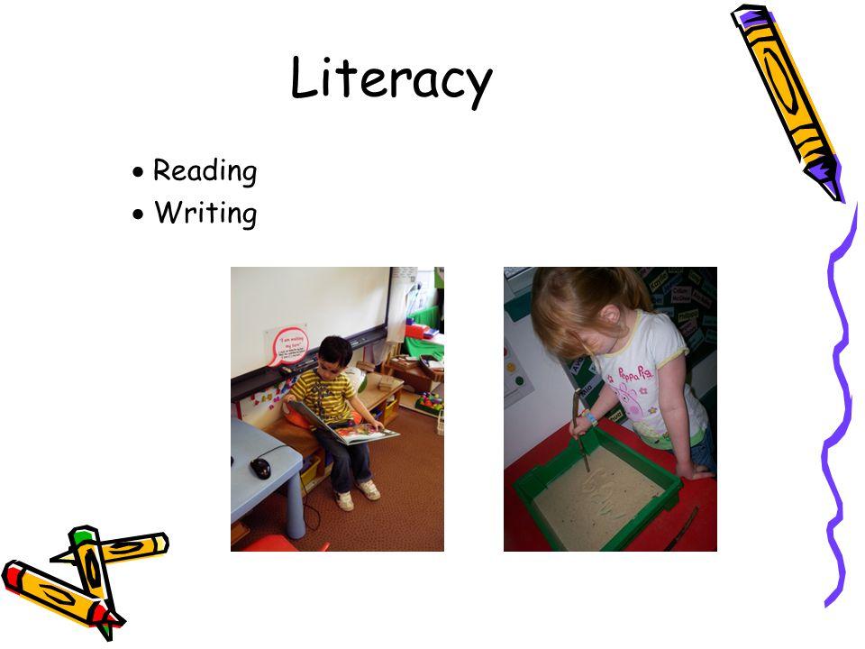Literacy  Reading  Writing