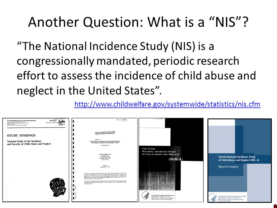 What Were the NIS-3 Findings (as reported) Regarding Racial Disproportionality.