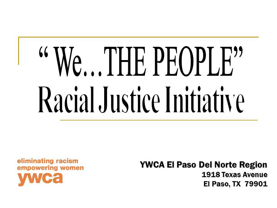 YWCA El Paso Del Norte Region 1918 Texas Avenue El Paso, TX 79901