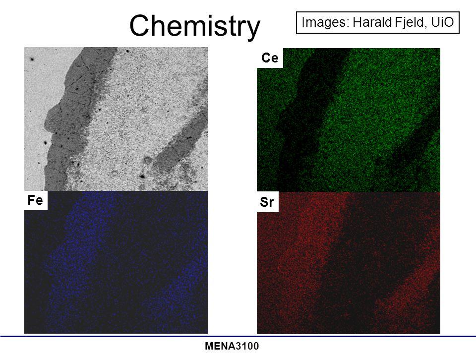 MENA3100 Ce Fe Sr Chemistry Images: Harald Fjeld, UiO