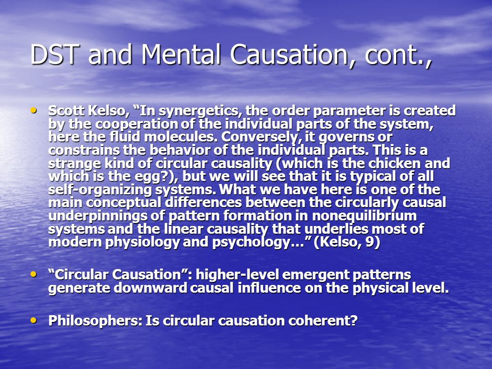 Neurocompatibilism –Is DST really compatible with a Libertarian position.