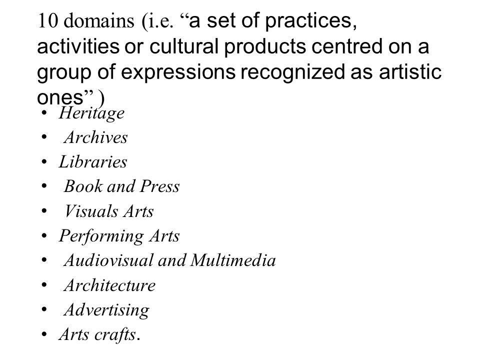 10 domains (i.e.
