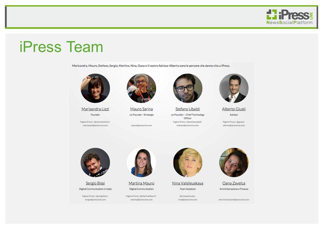 iPress Team