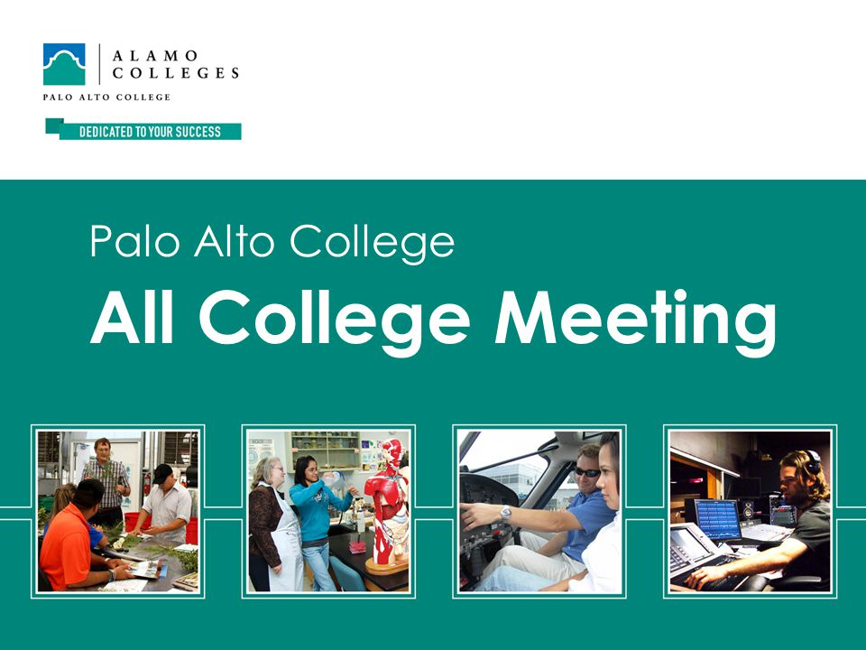 Palo Alto College What We Have Done