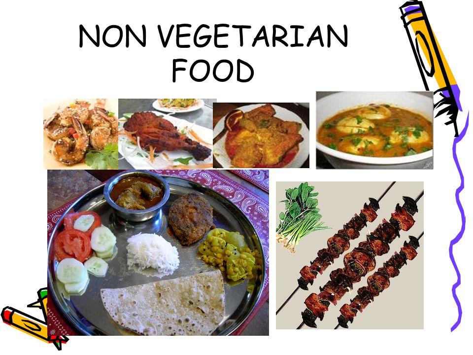 NON VEGETARIAN FOOD