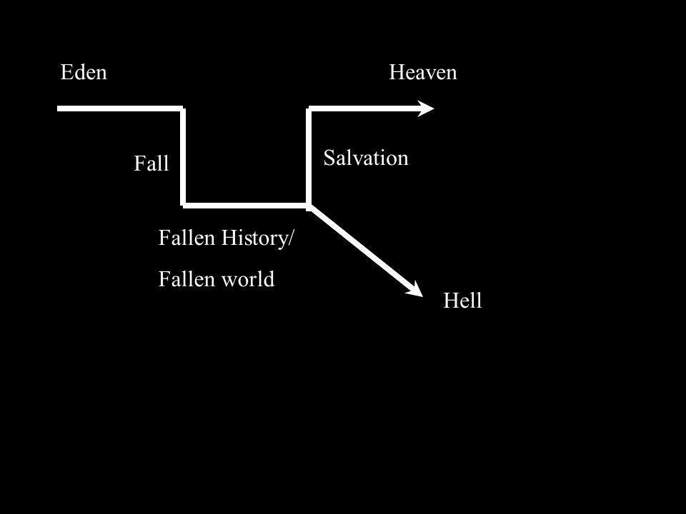 Hell Salvation Fallen History/ Fallen world Fall HeavenEden