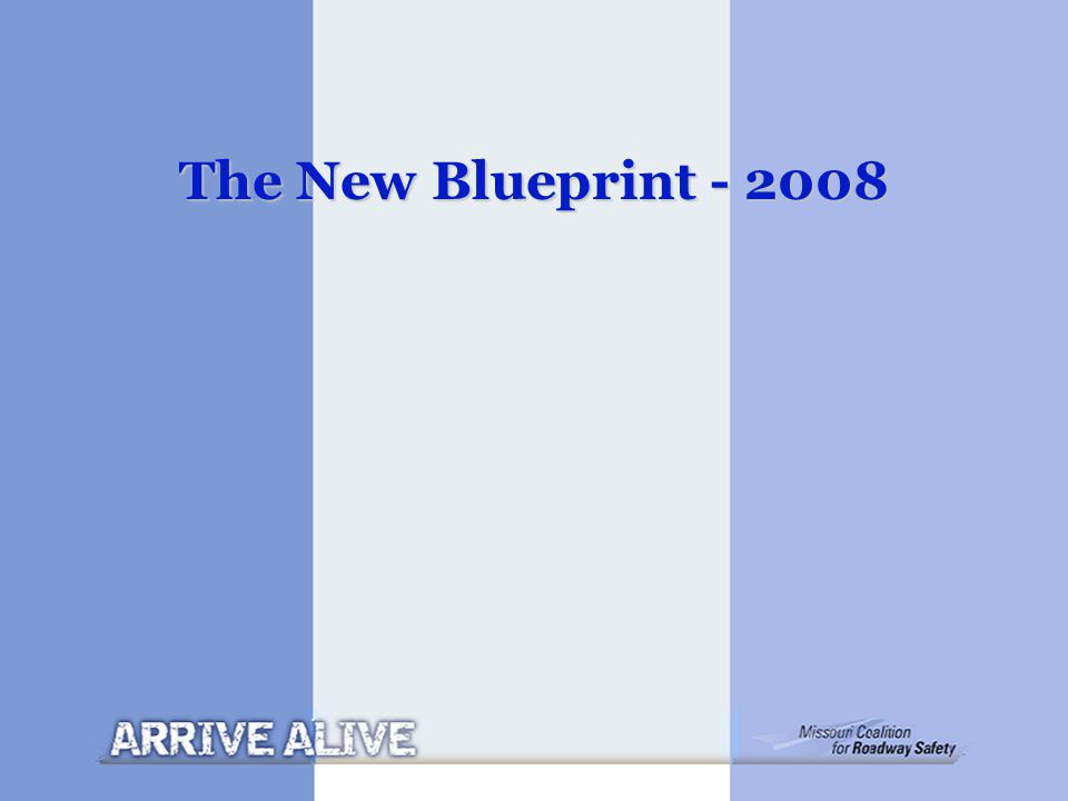 The New Blueprint - 2008
