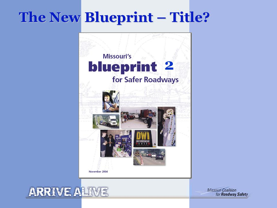 The New Blueprint – Title? 2
