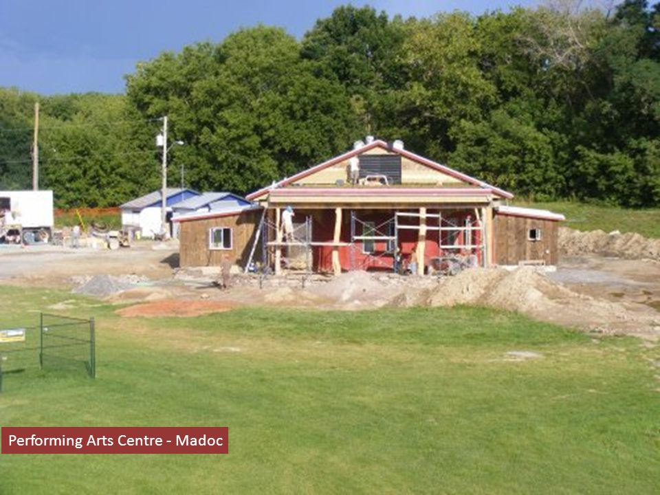 Performing Arts Centre - Madoc