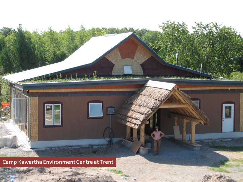 Camp Kawartha Environment Centre at Trent