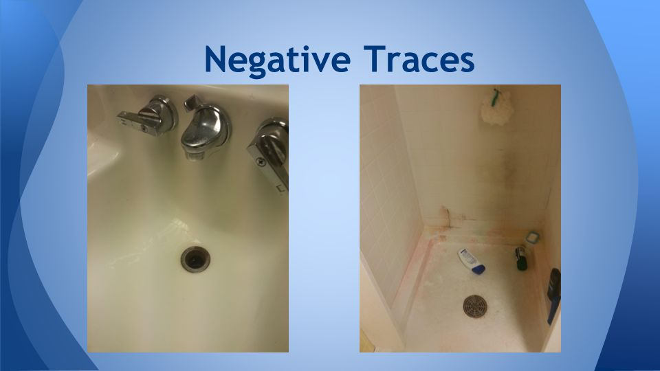 Negative Traces