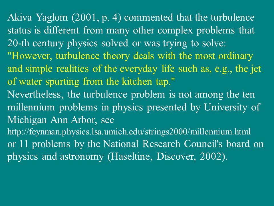 Akiva Yaglom (2001, p.