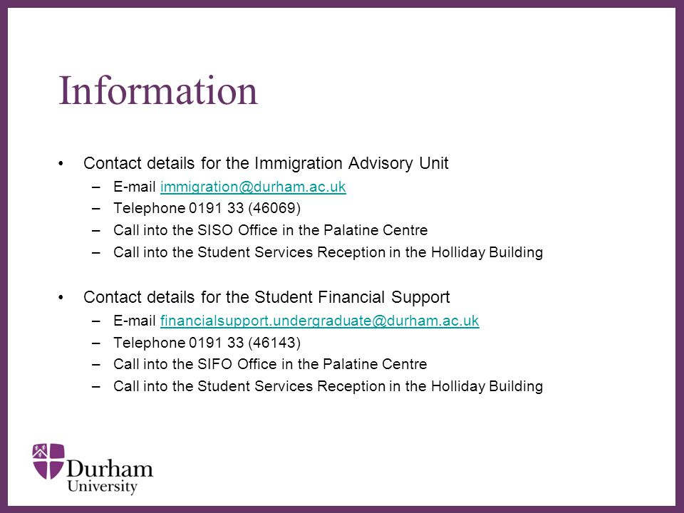 ∂ Student Immigration and Financial Support Questions ???