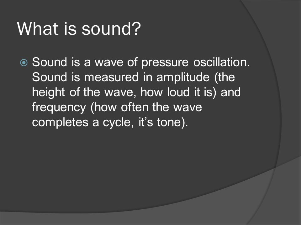 What is an analog signal. A continuous signal with a time varying variable.