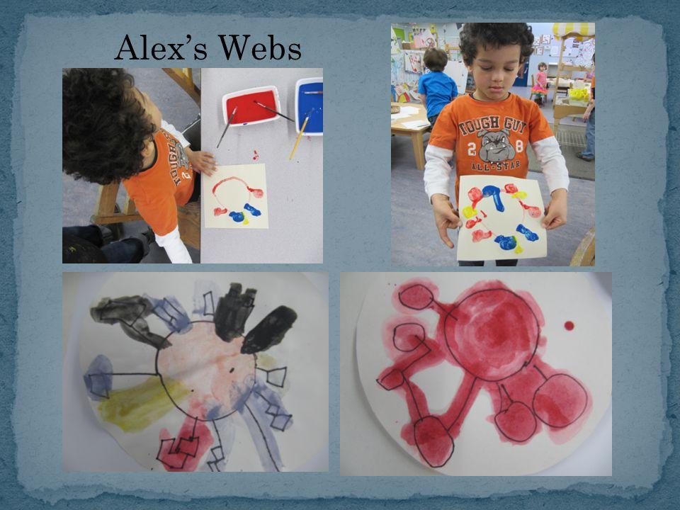 Alex's Webs