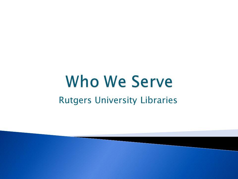 Rutgers University Libraries