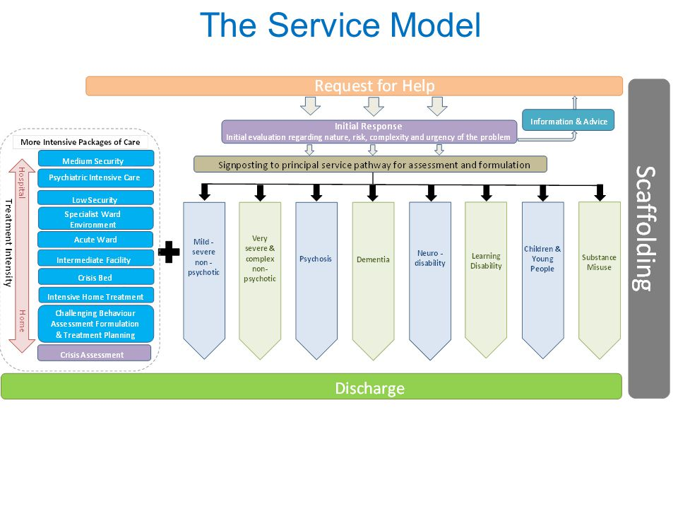 The Service Model