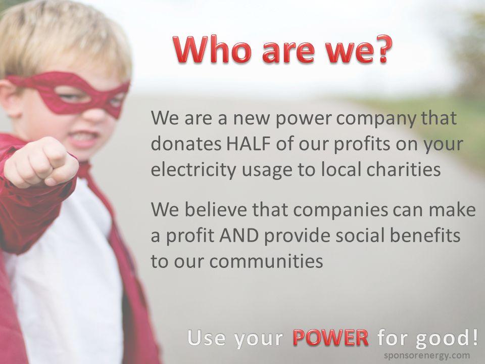 We have partnered with 50 charities across Alberta, including Little Warriors sponsorenergy.com