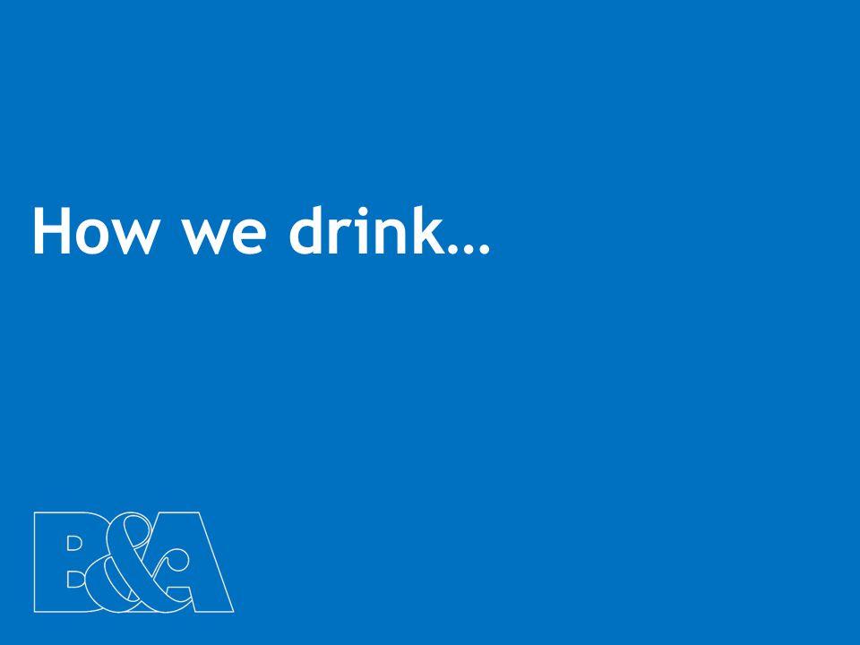 3 J.xxxx How we drink…