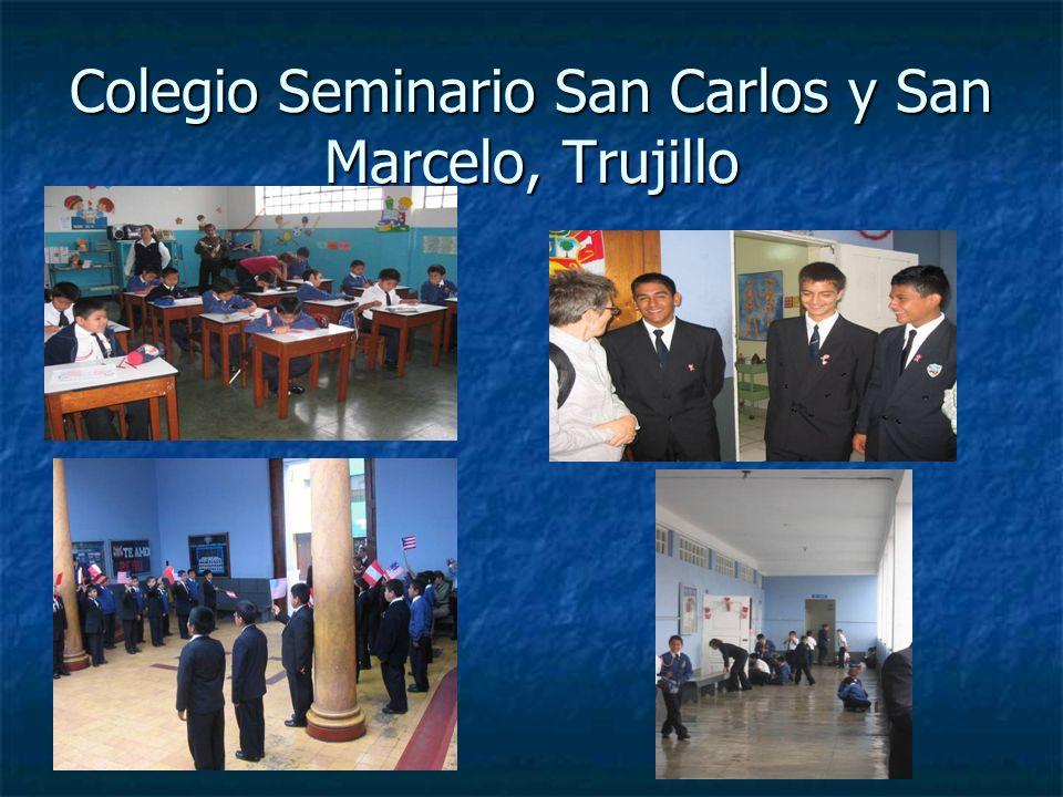 Colegio Seminario San Carlos y San Marcelo, Trujillo