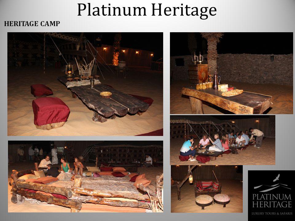 Platinum Heritage HERITAGE CAMP