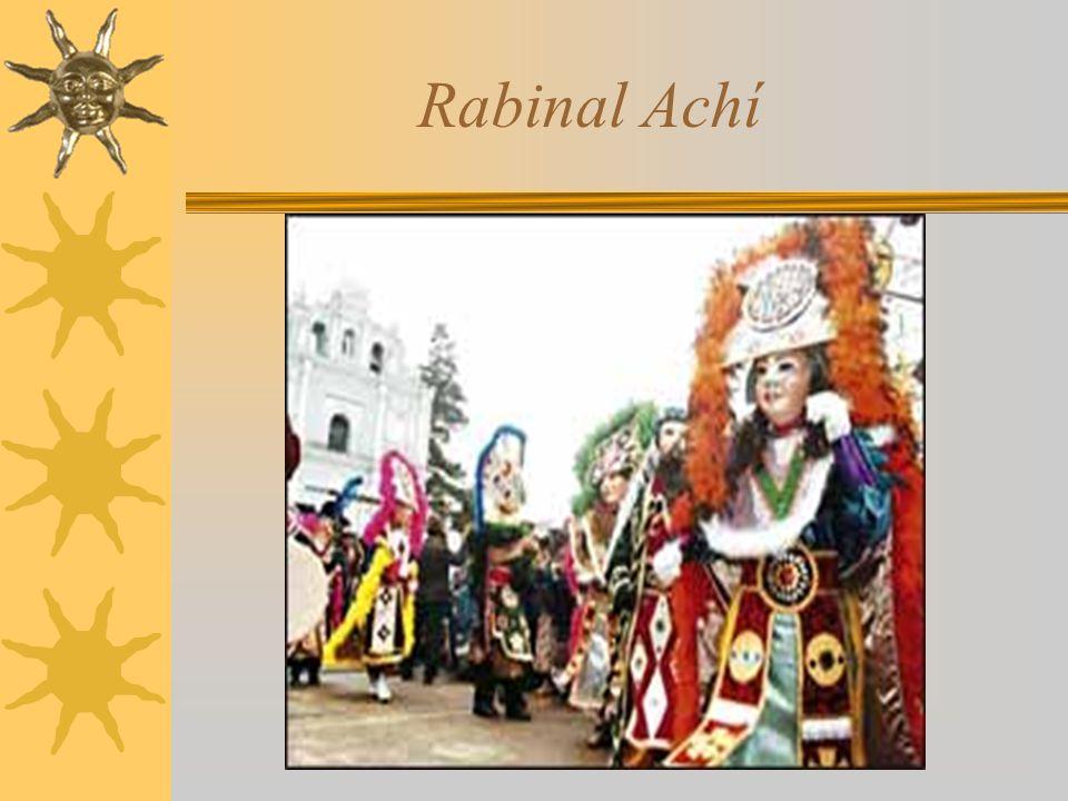 Rabinal Achí —¿Cómo ha logrado mantener viva la danza?