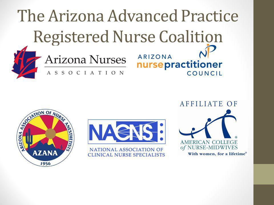 The Arizona Advanced Practice Registered Nurse Coalition
