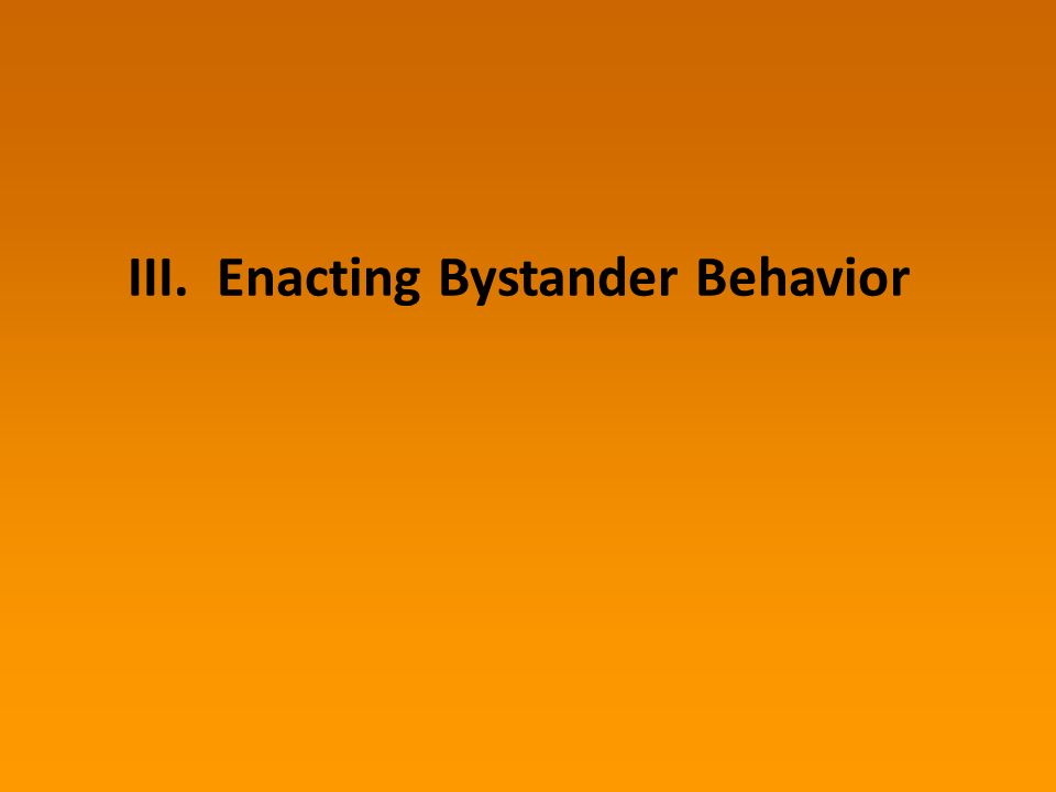 Enacting ally (bystander) behavior How frequently did the participants respond when confronted with sexist or abusive comments or behavior (determined qualitatively).