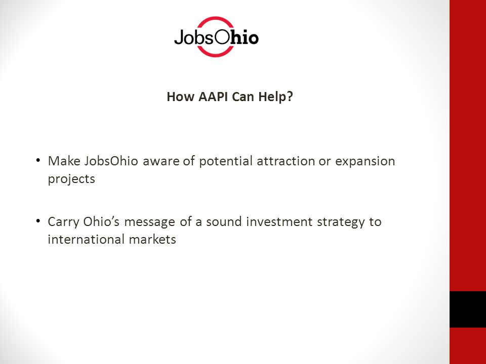 How AAPI Can Help.