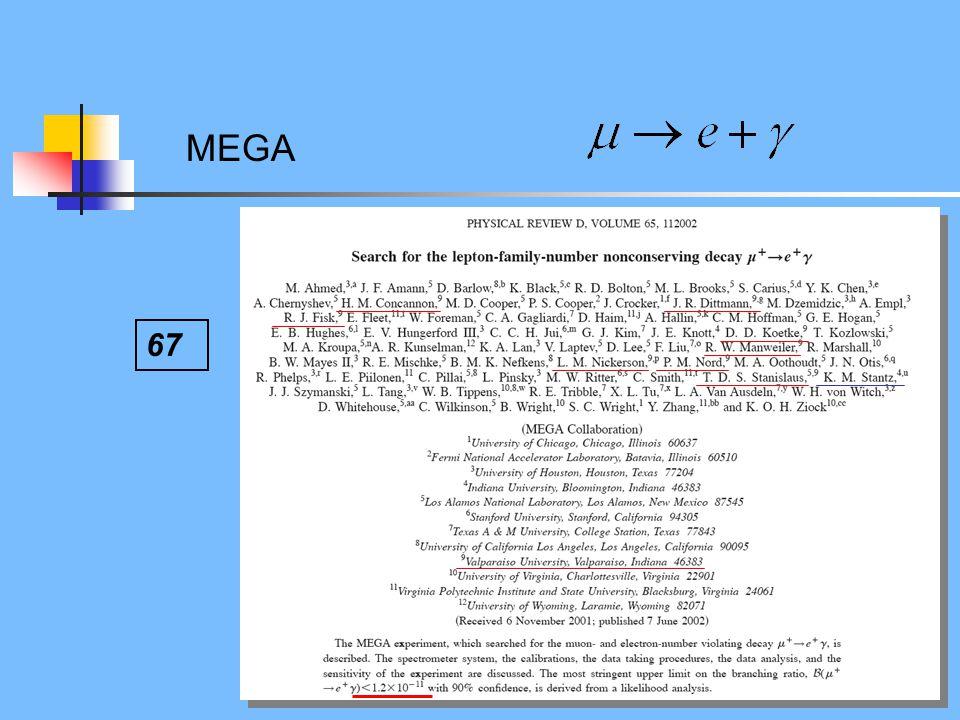 MEGA 67