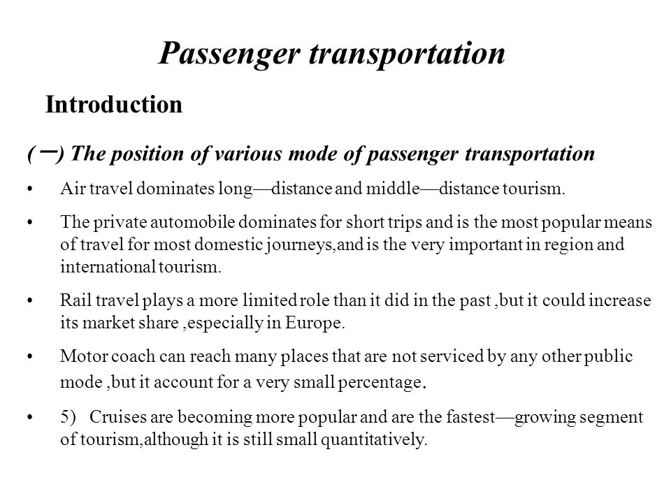 Other Transportation Road Rail Water Motor Bike Motor Bike Auto Bus Vehicles Used for Accommodation Vehicles Used for Accommodation Inland Maritime Ai