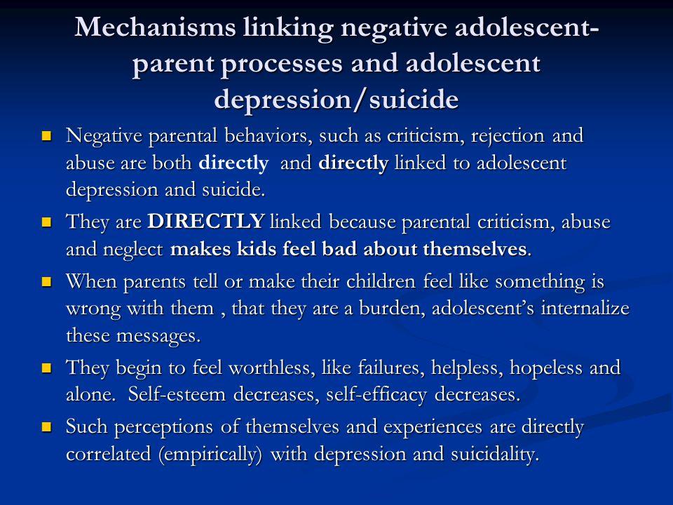 Depression – Sex Abuse