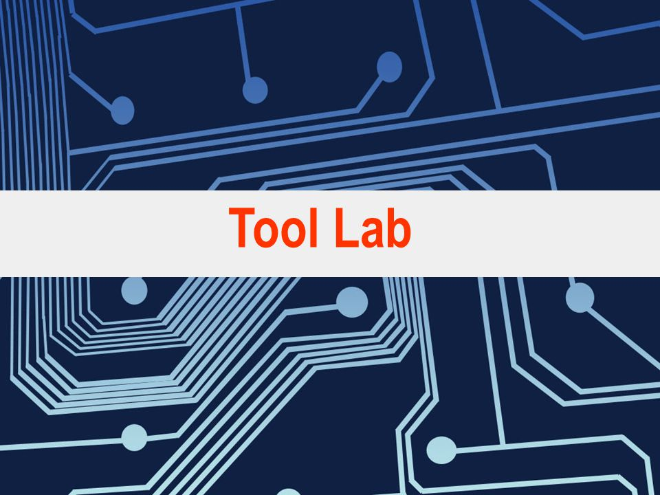 Tool Lab