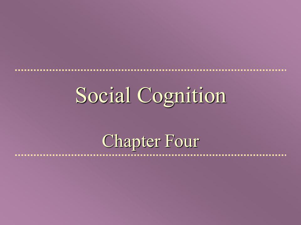 The Effects of Context on Social Judgment: The Ordering of Information The Primacy Effect and Information FormationThe Primacy Effect and Information Formation –Things we learn first about a person have a decisive impact on our judgment of that people.
