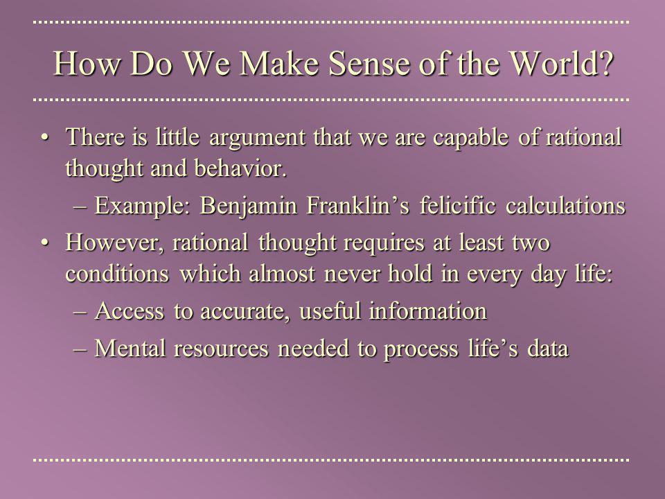 How Do Attitudes and Beliefs Guide Behavior.