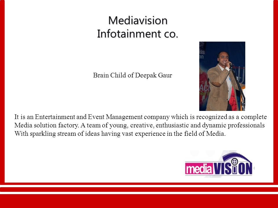 Mediavision Infotainment co.