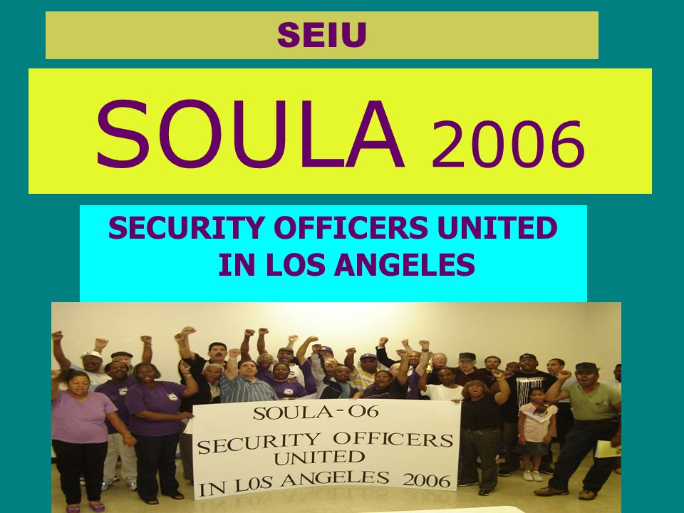 Hotel Union Contract Includes Historic Breakthrough for African Americans, October, 2006 LA Hotel Workers End Hunger Strike in Support of Living Wage