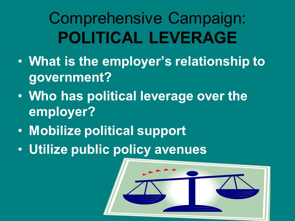 Comprehensive Campaign: BUILDING THE ORGANIZING COMMITTEE One to One Identify the leaders Challenge them to assume leadership Build a committee that r