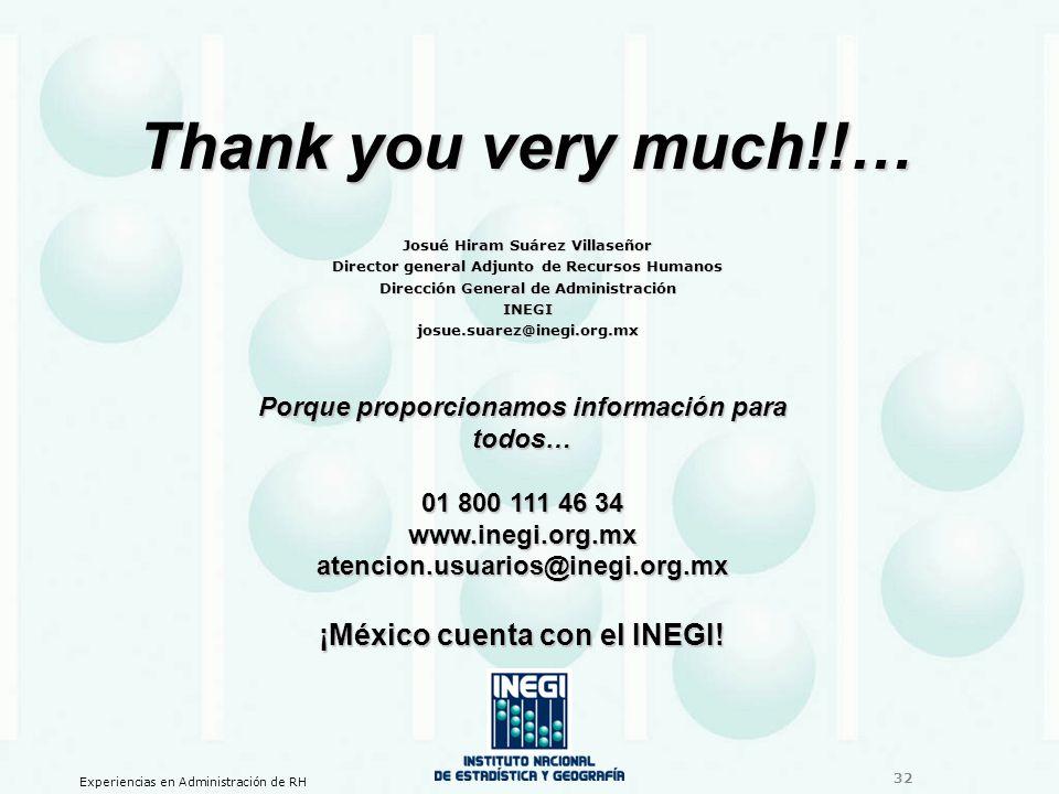 Porque proporcionamos información para todos… 01 800 111 46 34 www.inegi.org.mx atencion.usuarios@inegi.org.mx ¡México cuenta con el INEGI.