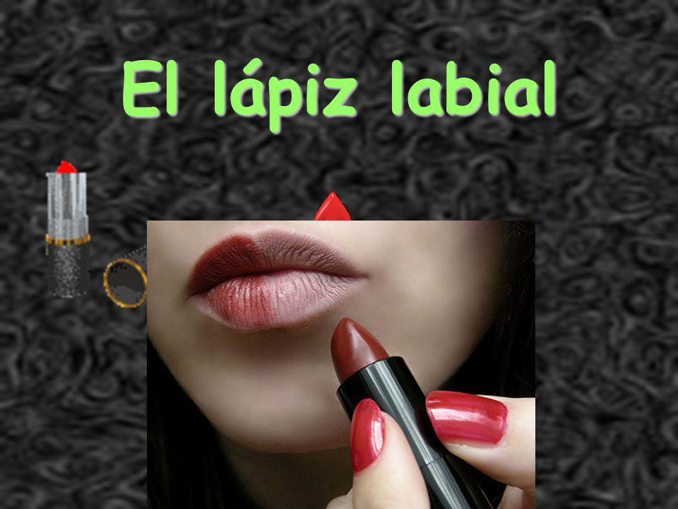Señora Kauper s Spanish classes El lápiz labial