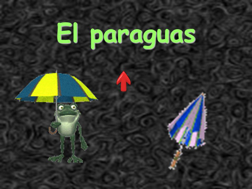 Señora Kauper s Spanish classes El paraguas