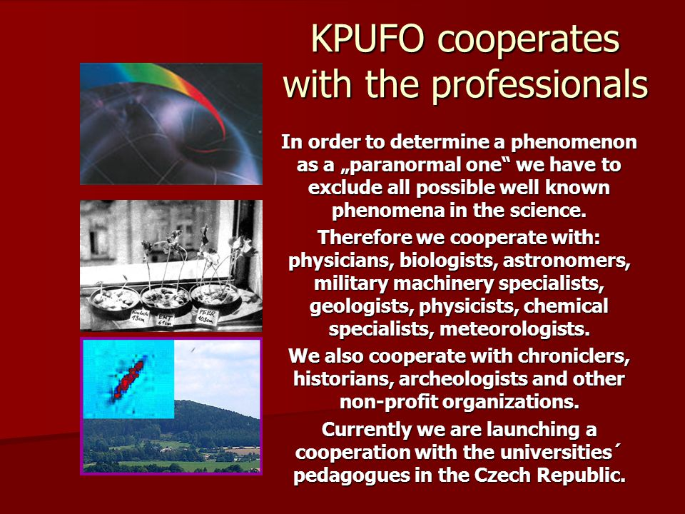 The KPUFO history - it was originally a local plant of ČsAAA.